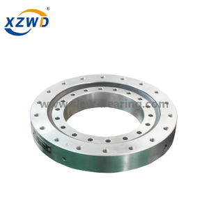 MTO-122T Nongeared Four Point Contact Ball Slewing Ring Bearing