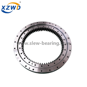 Light duty high speed precision (WD-062) Internal Gear Slewing Bearing
